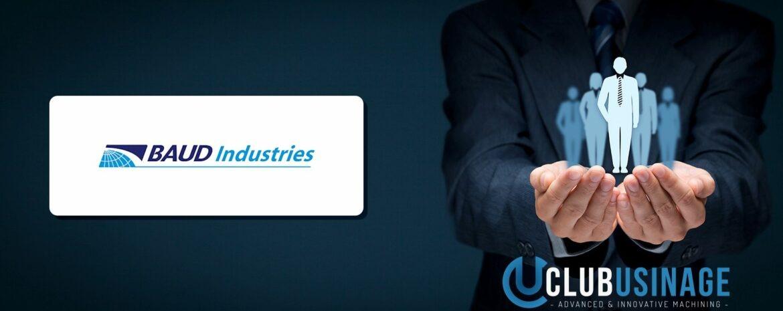 Club Usinage - Baud Industrie Membre