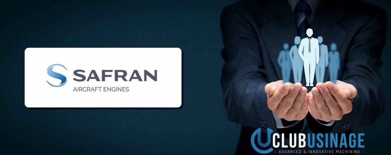 Club Usinage - Safran Aircraft Engines Membre