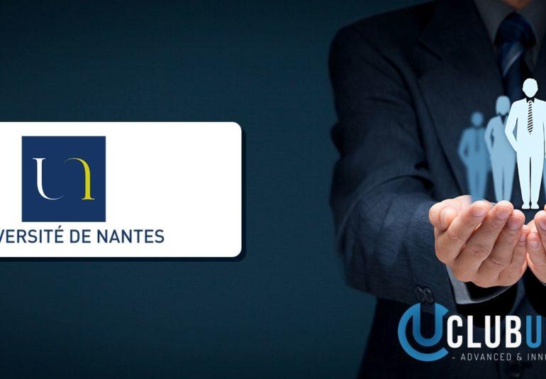 Club Usinage - Université de Nantes Membre