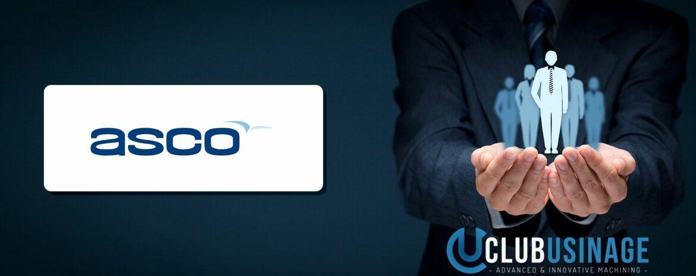 Club Usinage - Asco Industries Membre