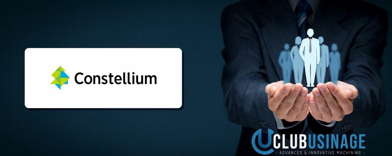 Club Usinage - Constellium C-TEC Membre