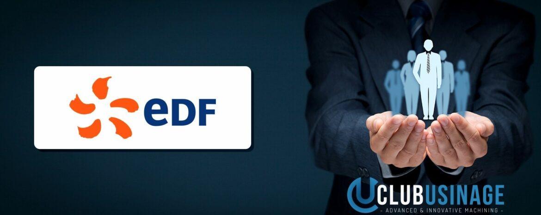 Club Usinage - EDF Membre