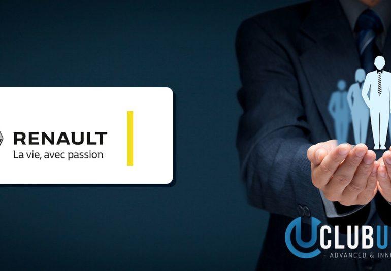 Club Usinage - Renault Membre