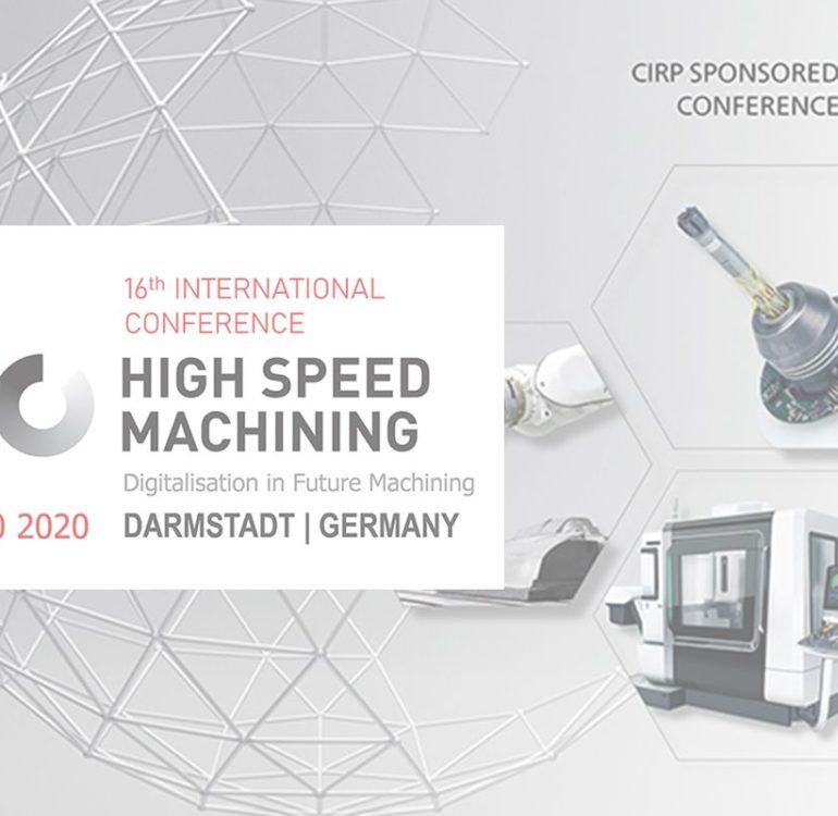 Club Usinage - Conférence High Speed Machining