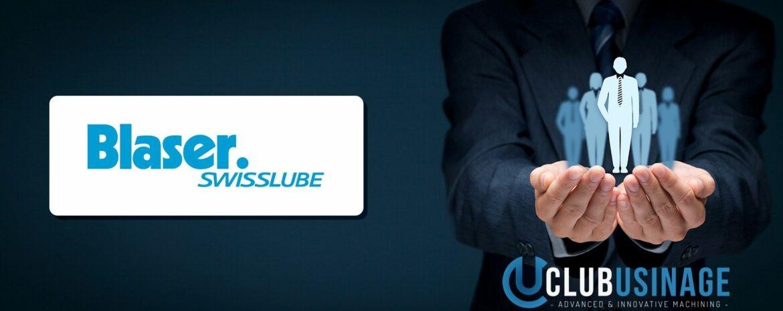 Club Usinage - Blaser Swisslube Membre