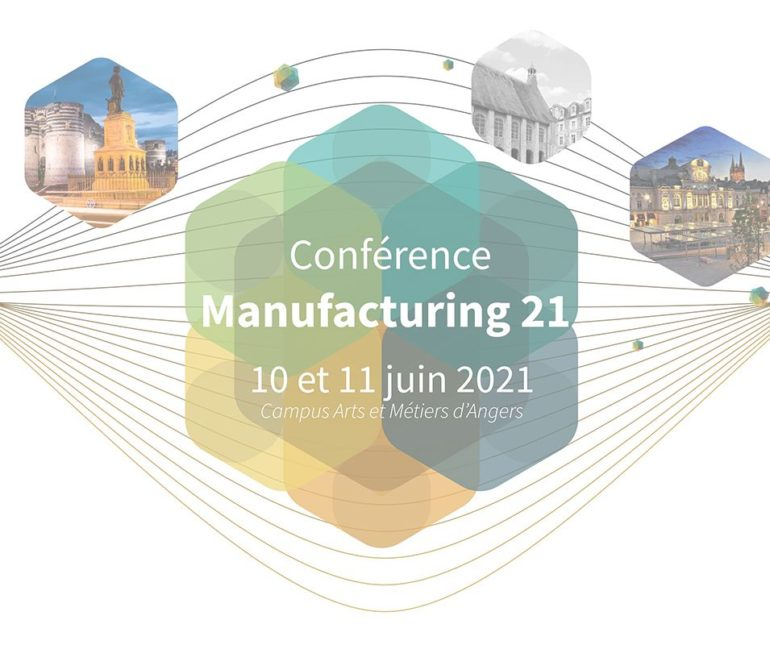Club Usinage - Conférence Manufacturing 21 2021