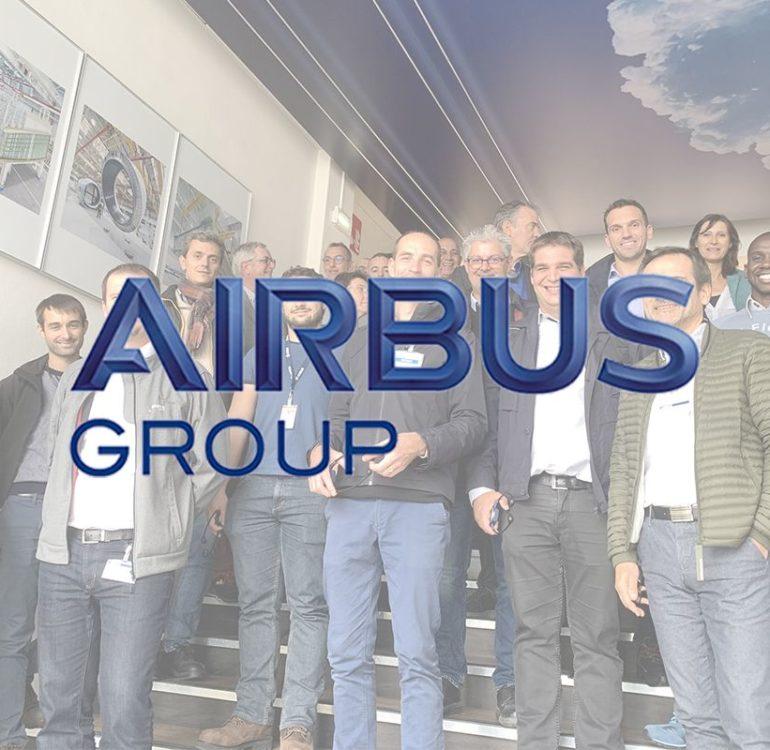 Club Usinage - Réunion Airbus Nantes