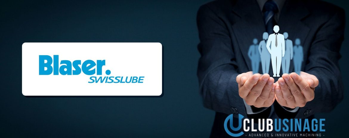 Club Usinage - Blaser Swisslube Membre